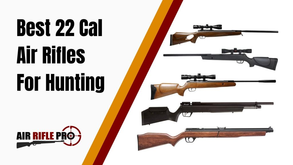 Best 22 Caliber Air Rifles For Hunting