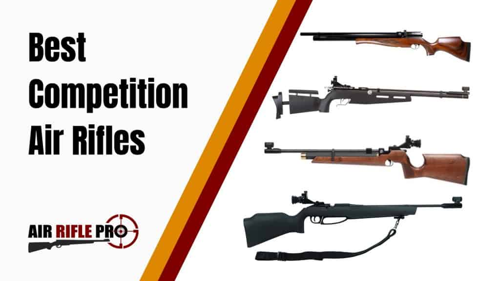 Best Competition Air Rifles Review – 2019 Options | Air