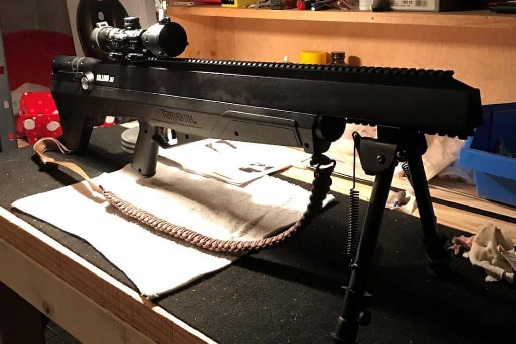 Review of the Benjamin Bulldog .357 PCP Air Rifle