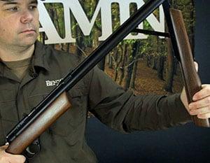 Benjamin 392 Multi Pump Air Rifle