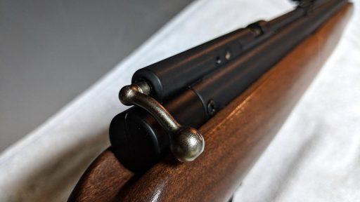 Benjamin 392 Pneumatic Variable Pump 22 Cal Air Rifle Single Shot