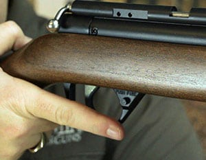 Benjamin 392 Pneumatic Variable Pump Air Rifle