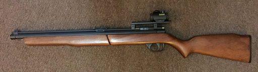 Benjamin 392 Variable Pump Air Rifle