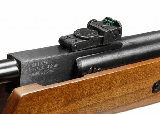 Hatsan Mod 95 Air Rifle - Fibre Optics