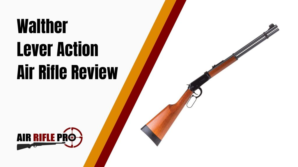 Walther Lever Action 177 Calibre Air Rifle Review